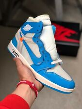 Off-White x Nike Air Jordan 1 UNC