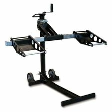 MoJack XT Lawn Mower Lift with Front load lifting capacity of 500 lbs.