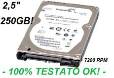 "2,5"" HARD DISK SEAGATE MOMENTUS 7200.4 250GB NOTEBOOK FESTPLATTE PCB 100536286"