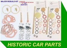 "REBUILD KIT for TWIN 1½"" SU H4 Carbs on Austin Healey 100/6 BN4 1956-59"