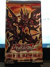 Yugioh Lord of the Tachyon Galaxy Booster Pack English Edition