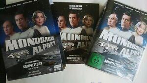Mondbasis Alpha 1 - Komplettbox - 48 Folgen auf 16 DVDs