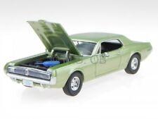 Mercury Cougar 1967 light green diecast model car 36302 Vitesse 1/43
