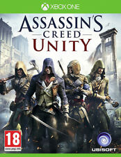 Assassins Creed Unity  ~ XBox One (in Great Condition)
