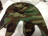 ORIG. CAMOUFLAGE HELMET COVER  (UNISSUED)