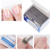 100/200pcs Disposable Nail Polish Remover Wraps Pad UV Gel Foil Nail Art CH A8A