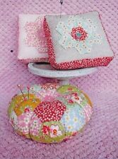 PATTERN - Honeycomb - cute pincushions - Jumbo Creative Cards mini PATTERN