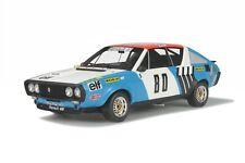 1:18 Otto Renault 17 Gordini Rallye Vercors Otto Mobile OT207 NEU NEW