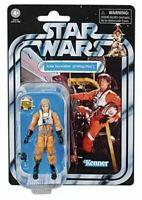 """Star Wars Vintage Collection 3.75"""" Luke Skywalker X-Wing Pilot New Kenner VC158"""