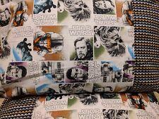 Star Wars the Last Jedi pattern 100% new Cotton handmade Pillowcase one pair