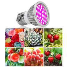 E27/E14/Gu10 4W-28W Spectrum Uv Ir Led Hydroponic Plant Grow Light Bulb Lamp N3