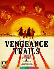 Vengeance Trails New Arrow Blu Ray Box Set