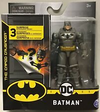 DC Comics 1st Edition Batman Armored 4-inch Action Figure Spin Master 2020