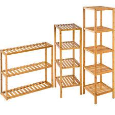Standregal Holzregal Haushaltsregal Badregal Bücher Holz Sauna Regal Küchenregal