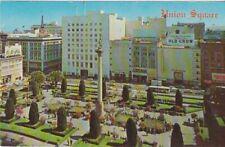 50's Union Square-SAN FRANCISCO, California