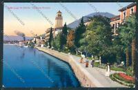 Brescia Gardone Riviera cartolina RB3975