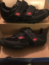Diadora Mens Bicylcling Shoes Size 12.5 With Speedplay Frog Pedal System