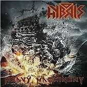 Hybris - Heavy Machinery (2013) CD