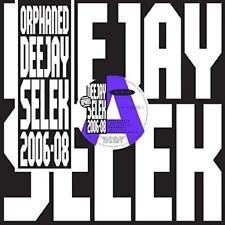 AFX - Orphaned Deejay Selek 2006-2008 (NEW CD)
