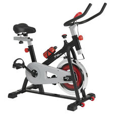 Stationary Bike Cardio Workout Bicycle Cycling Fitness Exercise w/ Water Bottle