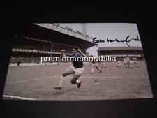 EVERTON FC LEGEND BOB LATCHFORD SIGNED REPRINT 30 GOALS IN THE 1977-78 SEASON