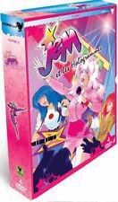 Jem et les hologrammes Coffret 4 DVD + 1 DVD Clips musical Neuf