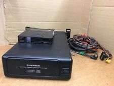 Pioneer Cdx-M30 Cd Add On Cd Changer player Complete 6 Disc M Series Classic Old