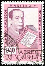 Scott # C853 - 1964 - ' 80th Birthday of Romulo Gallegos '