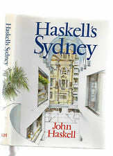 HASKELL'S SYDNEY - AUSTRALIA - JOHN HASKELL - 1983 ARTICLES AND SKETCHES