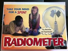 Excellent Fun for Kids! Educational Solar Powered Radiometer