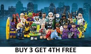 LEGO Batman Movie Series 2 Minifigures 71020 pick choose own BUY 3 GET 4TH FREE