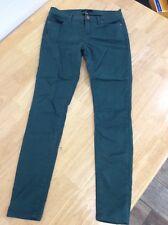 Green Forever 21 Jeggings Size 26