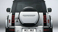 GENUINE NEW LAND ROVER DEFENDER 90 110 2020> SPARE WHEEL COVER VIN REQUIRED