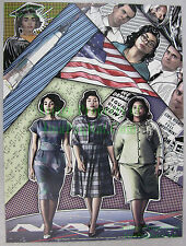 HIDDEN FIGURES Poster Mary ☆ Katherine ☆ Dorthy Limited Edition POSTER Art Print