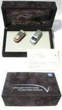 VW Bus T1 T5 - Set 1:87 - 50 Jahre - Samtbox - limitiert mit Zertifikat - NEU