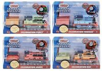 Thomas & Friends 75th Anniversary Collection Set Of 4 Figures Motorized Engine