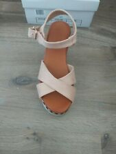 chaussures rose neuves pointure 36