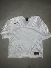 Nike Youth White Practice Jersey Size M 10/12