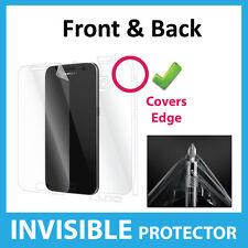 Samsung Galaxy S7 SCREEN PROTECTOR INVISIBLE SHIELD PIENA anteriore e posteriore