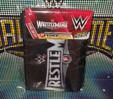 Wrestlemania 31 - Ring Skirt for WWE Authentic Scale Ring - Accessories