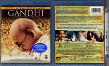 2-Disc Blu-ray Ben Kingsley GANDHI Richard Attenborough Cdn Region A/B/C OOP NEW