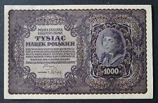 Poland - Pologne - Polska - Billet de 1000 Marek de 1919 SPL !!! #3