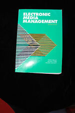 Electronic Media Management by Pringle Star McCavitt 2nd Edition 1990