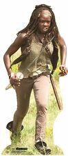 Los fanáticos Michonne Con Katana Espada Lifesize Cartón recorte Standup The Walking Dead