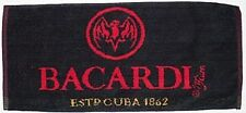 Bacardi Cotton Bar Towel 500mm x 250mm  (pp)