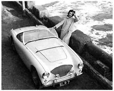 1956 Austin Healey 100M Automobile Photo Poster zua1879-GLITKB