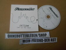CD pop phrases Maher-Online (2 chanson) MCD flowfish/Four Music