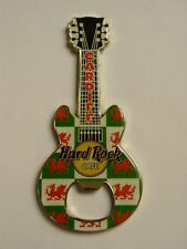 CARDIFF,Hard Rock Cafe,BOTTLE OPENER MAGNET 2 series