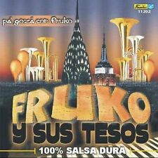 Pa' Goza Con Fruko (CD) by Fruko y sus Tesos (Spanish) Salsa Dura
