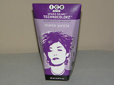 JOICO I.C.E. SPIKER COLORZ COLORED STYLING GLUE TRANCE PURPLE 1.69oz